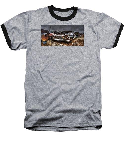 Tough Guy Baseball T-Shirt
