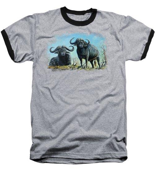 Tough Guys Baseball T-Shirt