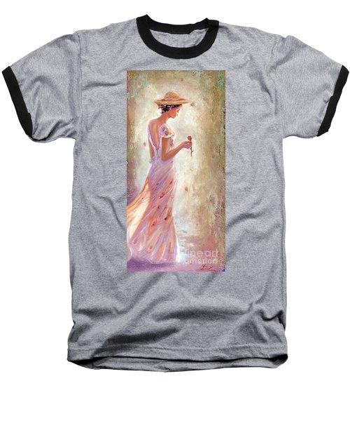 Toujours De Fleurs Baseball T-Shirt