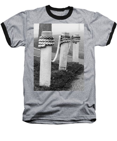 Tow The Line Baseball T-Shirt