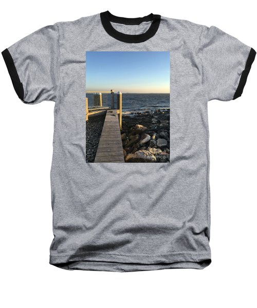 Towards The Bay Baseball T-Shirt