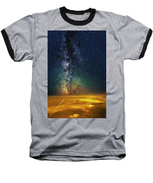 Towards The Core Baseball T-Shirt