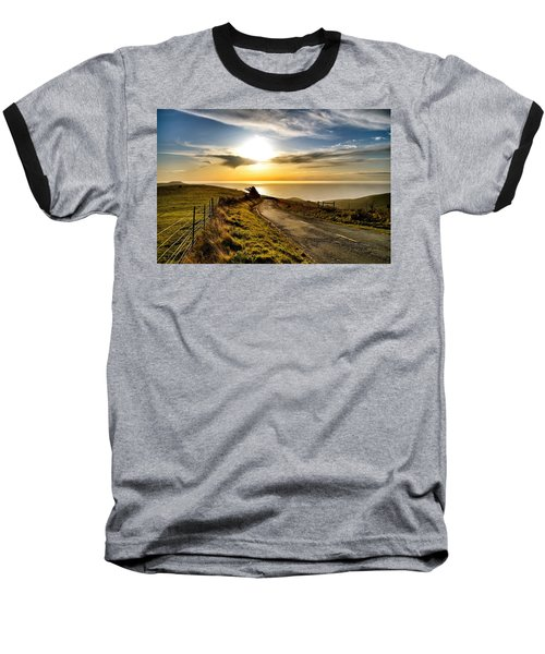 Towards The Sunset Baseball T-Shirt