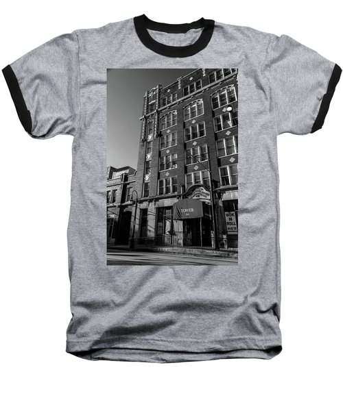 Tower 250 Baseball T-Shirt