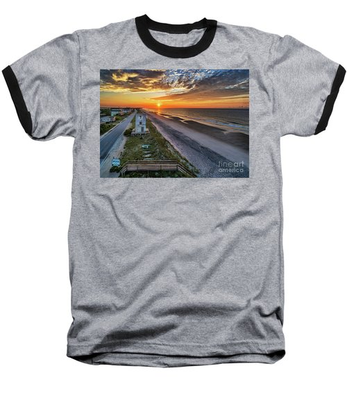 Tower #3 Baseball T-Shirt