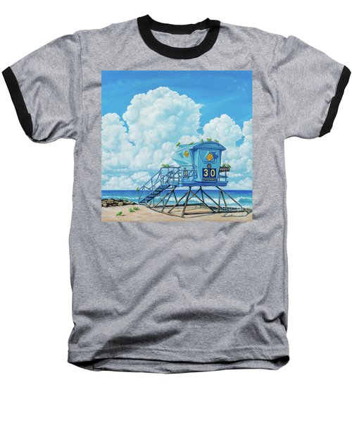 Tower 30 Morning Patrol Baseball T-Shirt