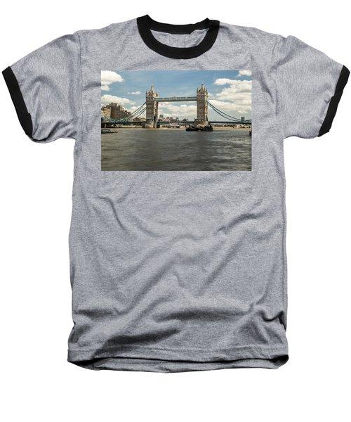 Tower Bridge A Baseball T-Shirt