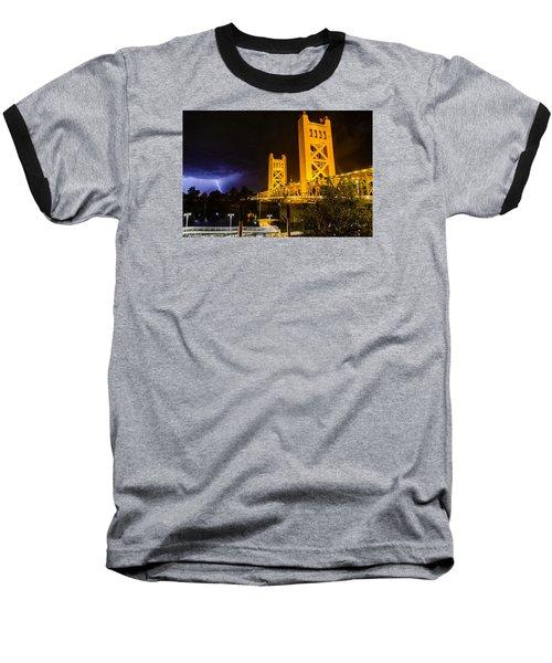 Tower Bridge Baseball T-Shirt