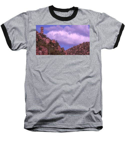 Tower Mountain Baseball T-Shirt