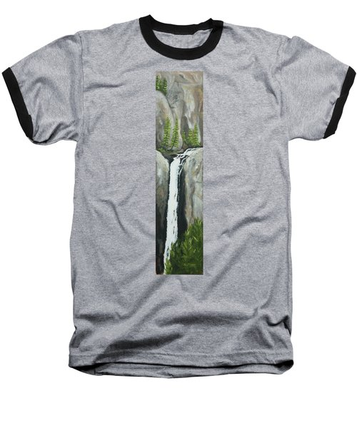 Towering Falls Baseball T-Shirt