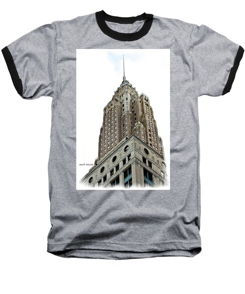 Towering Baseball T-Shirt
