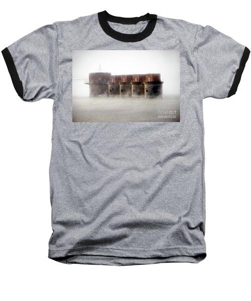 Towers Rising Baseball T-Shirt