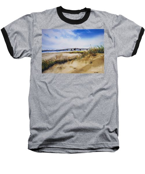 Townsends Inlet Baseball T-Shirt