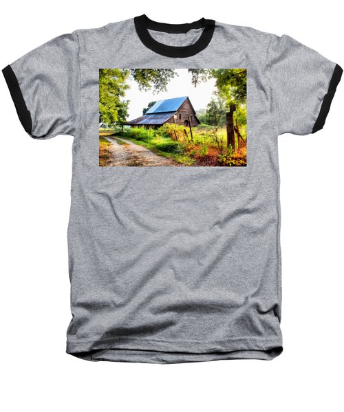 Townville Barn Baseball T-Shirt