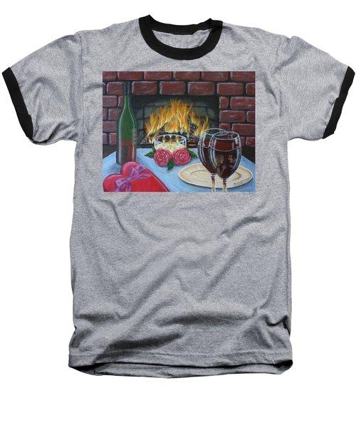 Toxic Romance Baseball T-Shirt