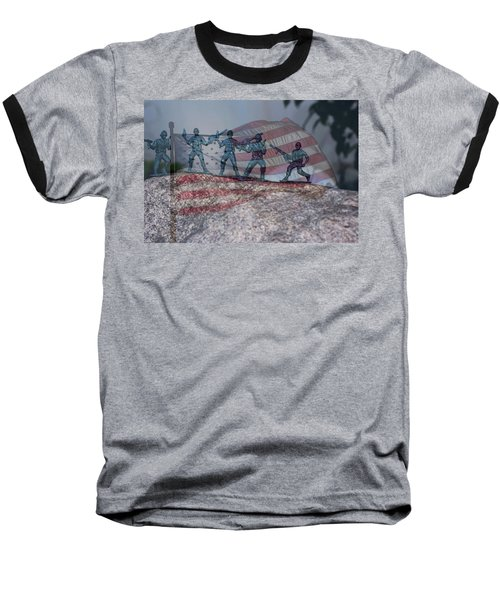 Toy Soldiers Baseball T-Shirt