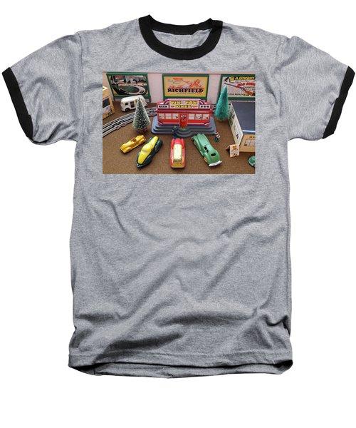Toytown - Tik Tok Diner Baseball T-Shirt