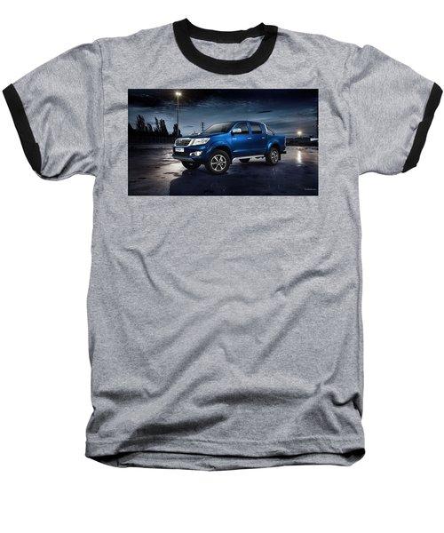 Toyota Hilux Baseball T-Shirt