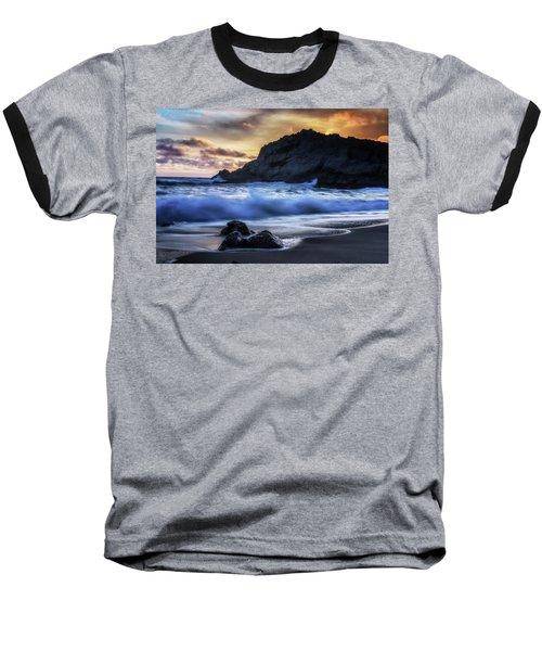 Traces Baseball T-Shirt