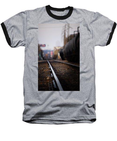 Track Life Baseball T-Shirt