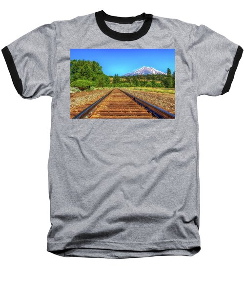 Tracking The Lemurians  Baseball T-Shirt