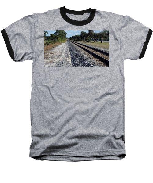 Tracks Hobe Sound, Fl Baseball T-Shirt