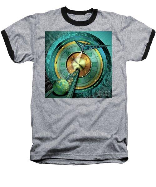 Tractor Beam Baseball T-Shirt