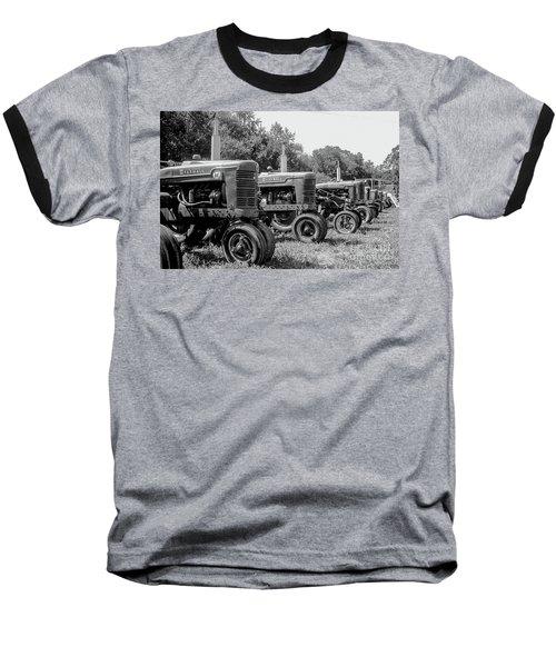 Tractors Baseball T-Shirt