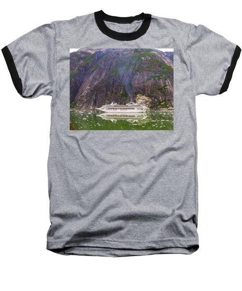 Tracy Arm Fjord Baseball T-Shirt