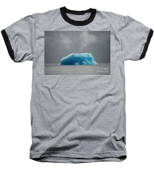 Iceberg - Tracy Arm Fjord Baseball T-Shirt