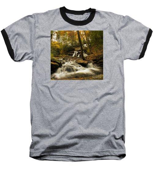 Trahlyta Falls Baseball T-Shirt