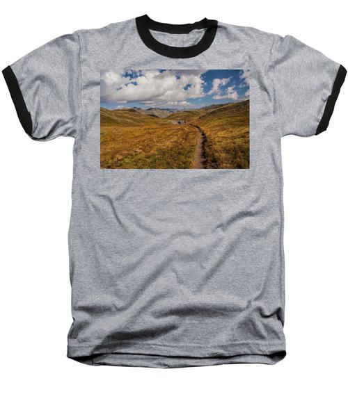 Trail Dancing Baseball T-Shirt