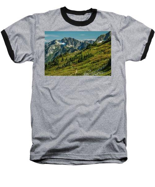 Trail Roaming Baseball T-Shirt