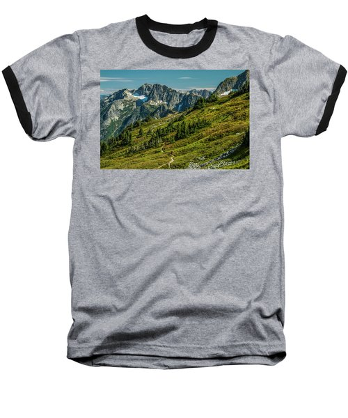 Trail Roaming Baseball T-Shirt