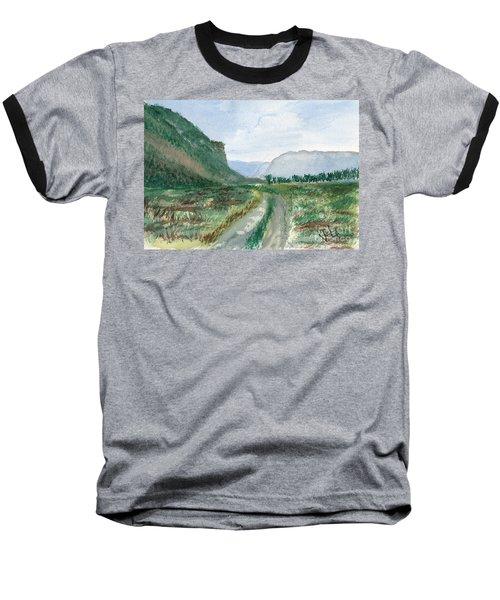 Trail To Canada Baseball T-Shirt