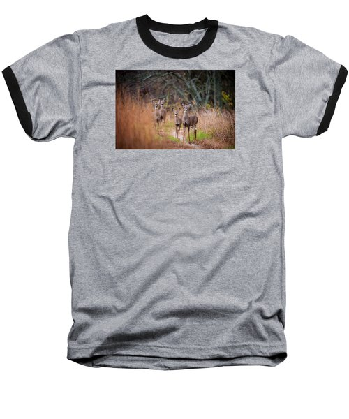 Trail Watchers Baseball T-Shirt