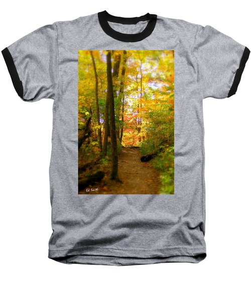 Trailhead Light Baseball T-Shirt