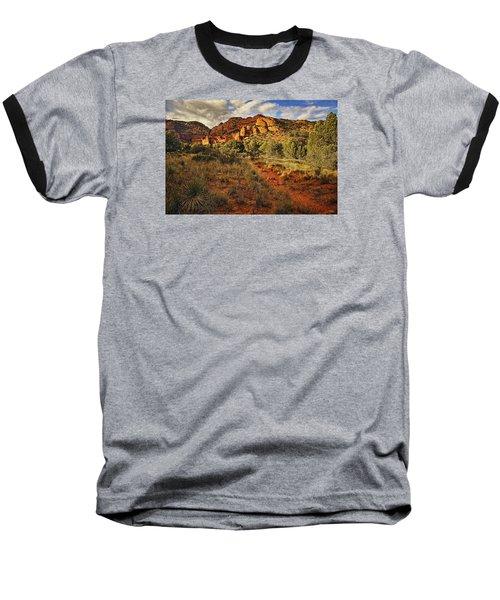 Trailing Along Txt Baseball T-Shirt
