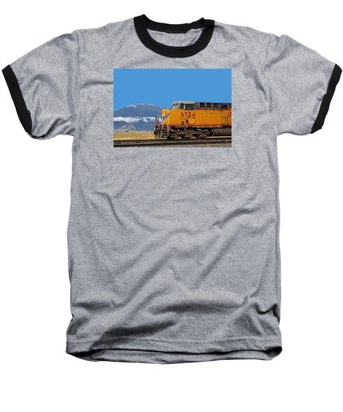 Train In Oregon Baseball T-Shirt