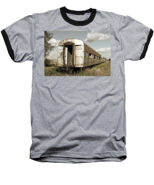 Train To Nowhere Baseball T-Shirt