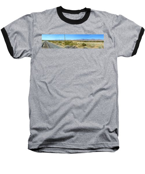 Train To Tehachapi Baseball T-Shirt