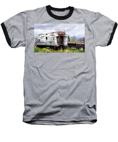 Train Tootoot Baseball T-Shirt