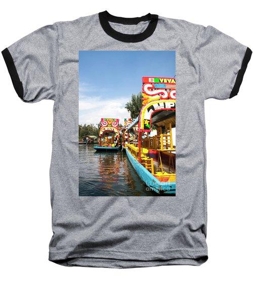 Trajineras Baseball T-Shirt