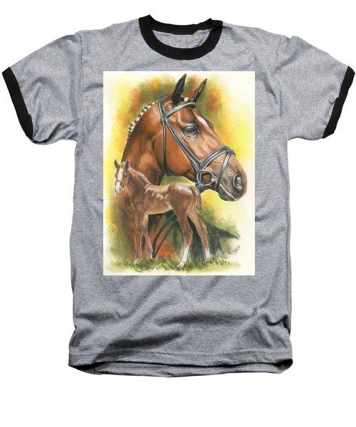 Trakehner Baseball T-Shirt