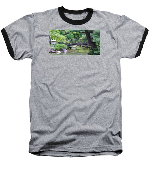 Baseball T-Shirt featuring the photograph Tranqility by Bruce Bley