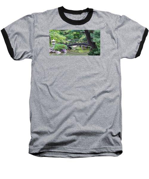 Tranqility Baseball T-Shirt