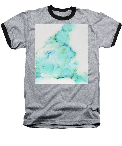 Tranquil And Soft Sky Baseball T-Shirt
