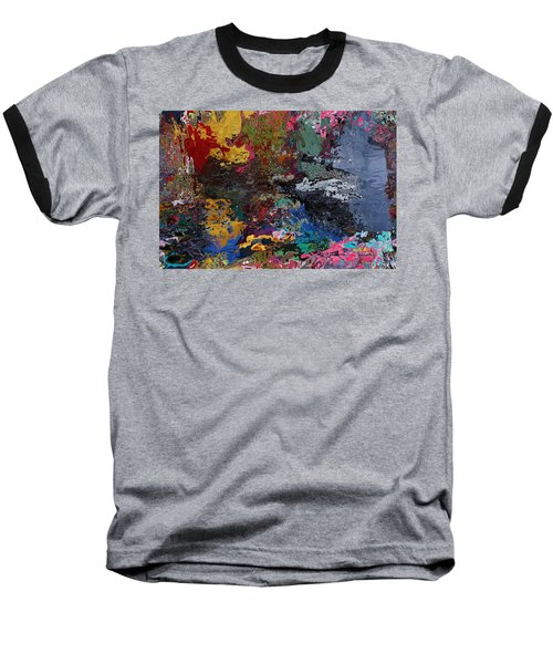 Tranquil Escape-1 Baseball T-Shirt
