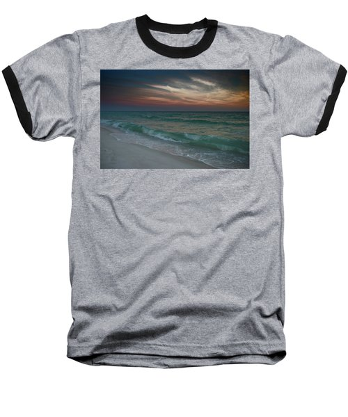 Baseball T-Shirt featuring the photograph Tranquil Evening by Renee Hardison