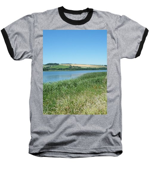 Tranquil Baseball T-Shirt